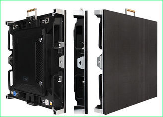 China Full Color Black Rental LED Displays , 1200Hz Big Screen Rental 1 / 32 Scan supplier