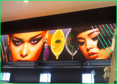 China HD Full Color Indoor LED Display Screen supplier