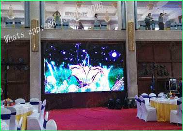 China P3 Rental Front Maintenance Led Display Full Color for Stage Background supplier