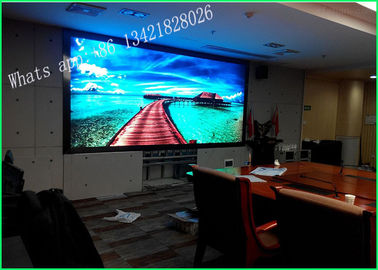 China P3 Rental RGB Stage LED Screen , Stage Video Screens Full Color Waterproof supplier