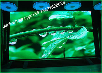 China P2.5 Indoor Seamless HD Led Display Video Walls Screen Rental 1 / 16 Scan 640 * 640mm supplier