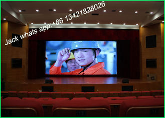 China Super Bright Rgb Small SMD Led Video Display Panels For Cinema / Metro Stations supplier