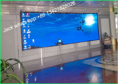 Large Indoor Rental Led Screen Display , P2.5 LED Video Screen Rental High Refresh