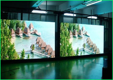 China P3 High Refresh Slim Indoor Rental Led Screen for Conference / Exposition supplier