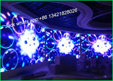 China Shining P6 Full Color Stage LED Screen Rental LED Video Wall for Indoor Display supplier