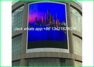China Professional P10 LED Advertising Displays , HD LED Video Display For Rental supplier