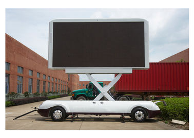 China Real Pixels P6 Big Outdoor Led Screen Rental , Football Stadium Screen 192 * 192mm supplier