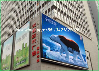 China P4.81 LED Billboard Display SMD Led Screen With Synchronous System supplier