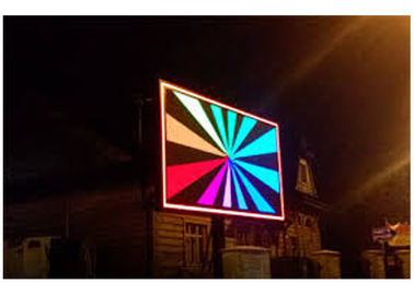 China Outdoor P5 Flat Screen Led TV For Shopping Center / Concert SMD2727 supplier