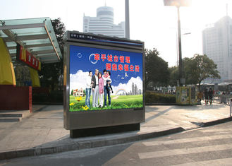 China Advertisement P6 Outdoor Led Billboard , Full Color 192*192 Led Display Panel supplier