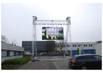 China High Stability P5 Full Color SMD Led Screen Display For Architecture Projects supplier