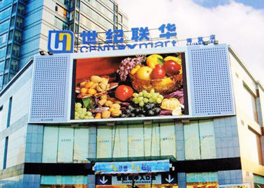 China High Resolution P10 Outdoor LED Video Display Waterproof SMD3535 supplier