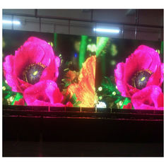 Constant Current Indoor Led Display Screen , LED Advertising Screen 6mm
