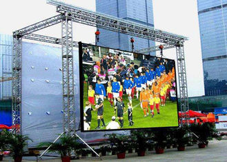 China Super Thin Lightweight Led Stage Screen Rental 3 In1 Smd Indoor And Outdoor supplier