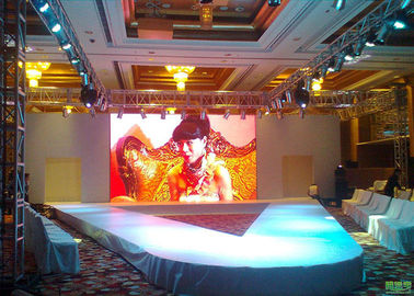 China High brightness Customized P4.81 Rental Led Video Screens For Stage Background Wall supplier