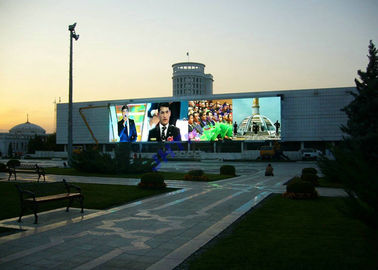 China P16 HD Full Color Iron High Definition Led Display video wall 24 months Warranty supplier