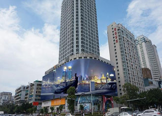 China High Resolution P5 Outside LED Video Screens , Led Display Outdoor Advertising supplier