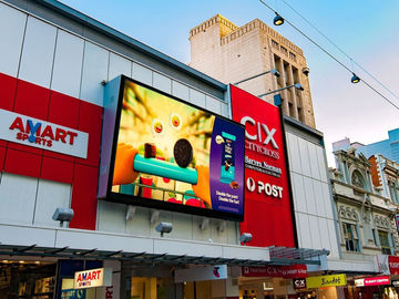 China P10 Waterproof Outdoor LED Billboard Display Outdoor Advertisment High Luminance supplier