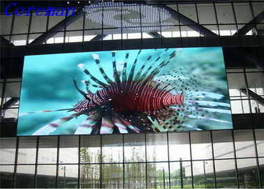 China P4 Indoor Full Color Led Display Video Wall / Hd Led Screen SMD for Supermarket Hall supplier