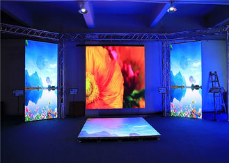 China Waterproof Small Pixel Pitch Led Screen Rentals Clear Video Effect For Picture Show supplier