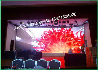 China SMD3528 Indoor Front Maintenance Led Display Billboard Advertising High Refresh Rate P6 supplier