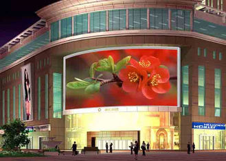 China HD P10 Outdoor Full Colorled Advertising Billboards Stadium Led Video Screen 9000 Nits supplier
