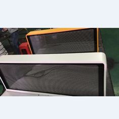China SMD 2727 RGB LED Screen Waterproof P5 Taxi Top Led Display For Advertising supplier