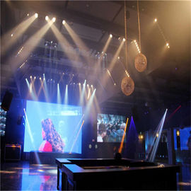 China Full Color Led Video Screen Rental Die Casting Aluminum Indoor P4.81 Smd3528 supplier