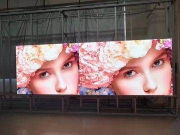 China Aluminum Indoor Led Screen , SMD1515 Rental Stage Led Display Video Wall P1.875 supplier