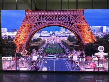 China High Resolution Indoor Full Color Led Display Rental P2 SMD1515 For Advertising supplier