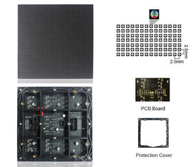 China SMD2121 Led Display Module P2.5 160mm*160mm 160000 Dots /㎡ Wide Viewing Angle supplier