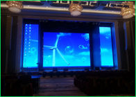 China High Resolution Led Advertising Screen Full Color for Background 4mm factory