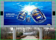 China 5mm Full Color Outdoor LED Displays , Outdoor Led Large Screen For Shopping Center factory