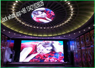 China Super Thin P3.91mm Indoor Rental LED Displays In Die Cast Aluminum ISO092001 company
