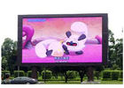 Durable 5mm Outdoor Advertising Led Display , Led Video Display CE FCC  ROHS