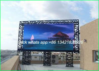 China OEM / ODM P10 Outdoor LED Displays For Plaza Park / Stadium 960 * 960mm factory