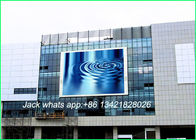 China Colorful HD LED Display Screen  , Outdoor LED Advertising Board P8 SMD 3535 factory