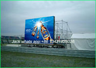 China High Resolution LED Advertising Displays P8 Full color for Commercial Showing factory
