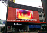 Good Quality RGB LED Screen & Bright Full Color Led Outdoor Advertising Screens Outdoor Led Displays P4.81 on sale