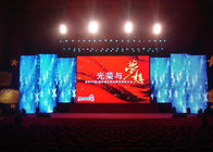 China Full Color SMD P4 Indoor Led Display Panel Good Sense Of Sight To Show The Images factory