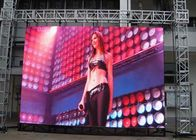 Good Quality RGB LED Screen & Energy Saving P4.81 Outdoor Led Screen Rental With 500 * 1000mm Iron Cabinet on sale
