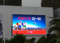 China SMD P10 Outdoot Led Display For Advertising ,  Full Color 70m Viewing Distance factory