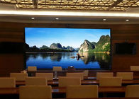 China Indoor Pitch 4mm Led Display , SMD 2121 Full Color Led Electronic Board Wall factory
