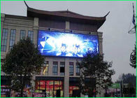 Lightweight Waterproof Led Large Screen Display Board Programming Smd2727