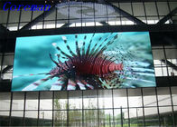 China P4 Indoor Full Color Led Display Video Wall / Hd Led Screen SMD for Supermarket Hall factory