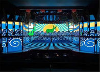 China High Resolution Large Indoor Advertising LED Display Screen For Concerts / Stage factory