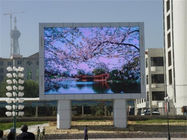 China Thin Stable Smd Led Screen Video Wall Pixel Pitch 6mm High Refresh Rate factory
