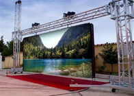 China 32*32 Super Slim SMD3535 Outdoor Led Display Screen With Pixel Pitch 6mm factory