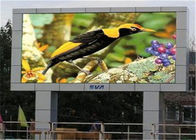 China Clear SMD Led Screen P6 / Commercial Led Display Full Color For Advertising , Energy Saving factory