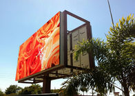 China P10 Outdoor Led Digital Billboards High Resolution Full Color Real Pixels factory